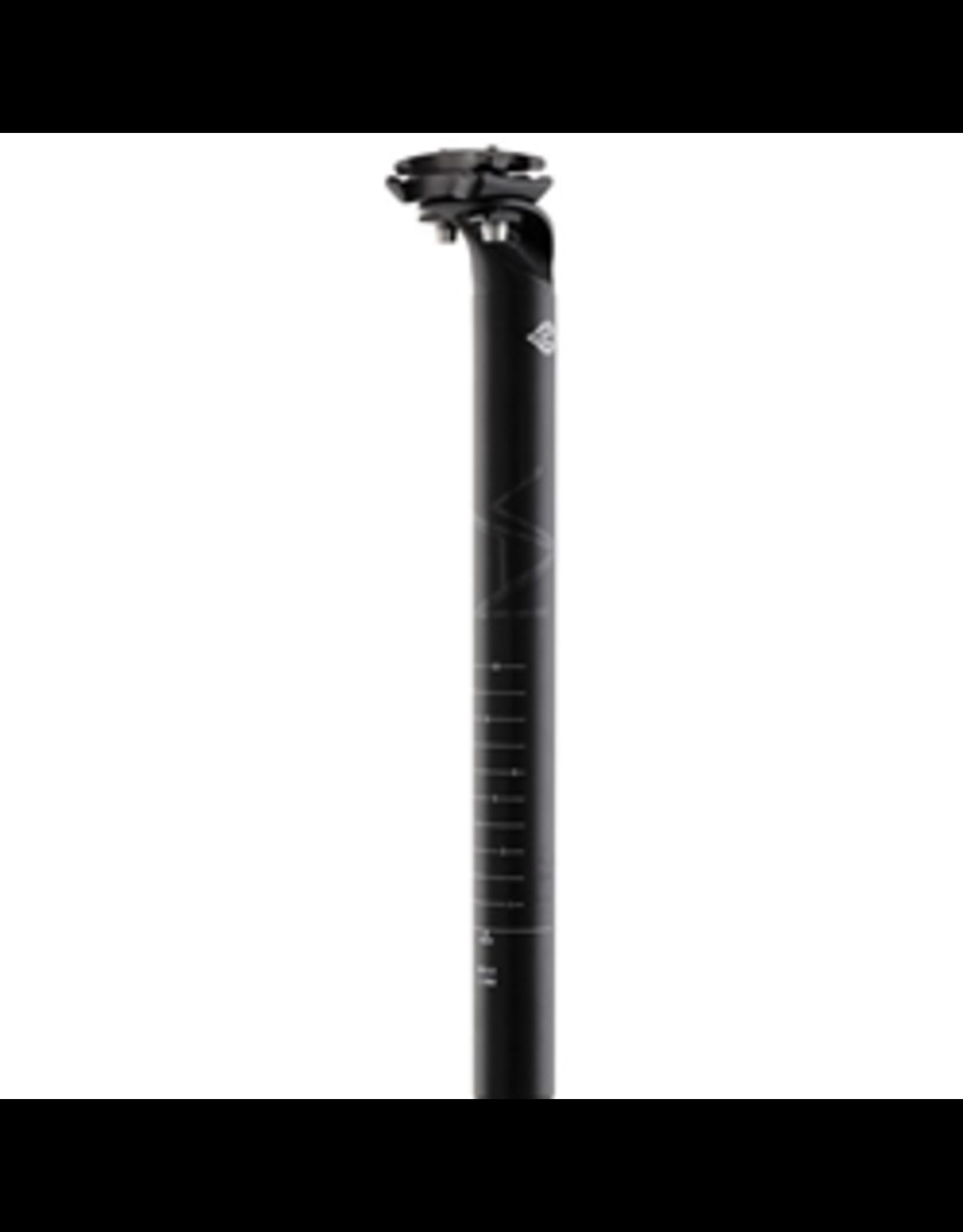 Cinelli Vai Seatpost, 350 x 31.6mm - Black