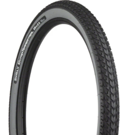 Surly Surly ExtraTerrestrial Tire - 29 x 2.5, Tubeless, Folding, Black/Slate, 60tpi