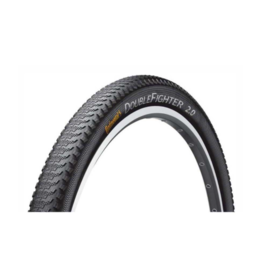 Continental Continental Wire Bead Double Fighter III 27.5 x 2.0 BW