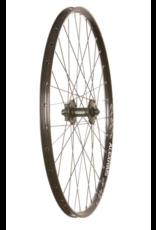 Wheel Shop Wheel Shop, Alex MD21 / Shimano M475, Front 26'' Wheel, 32 Sapim Leader Spokes, Disc IS 6-bolt, QR, 100mm
