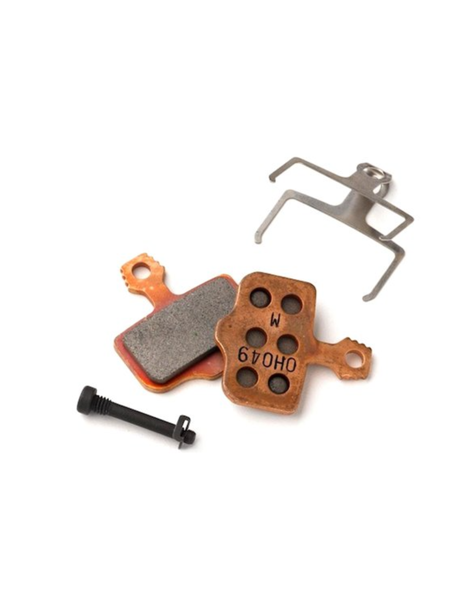 AVID SRAM, 00.5315.035.010, Disc Brake Pads, Shape: Avid Elixir/SRAM level/Force AXS HRD, Metallic, Pair
