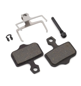 SRAM SRAM, Elixir, DB, level, level LT, level T, Disc Brake Pads, Shape: Avid Elixir/SRAM level/Force AXS HRD, Organic, Pair