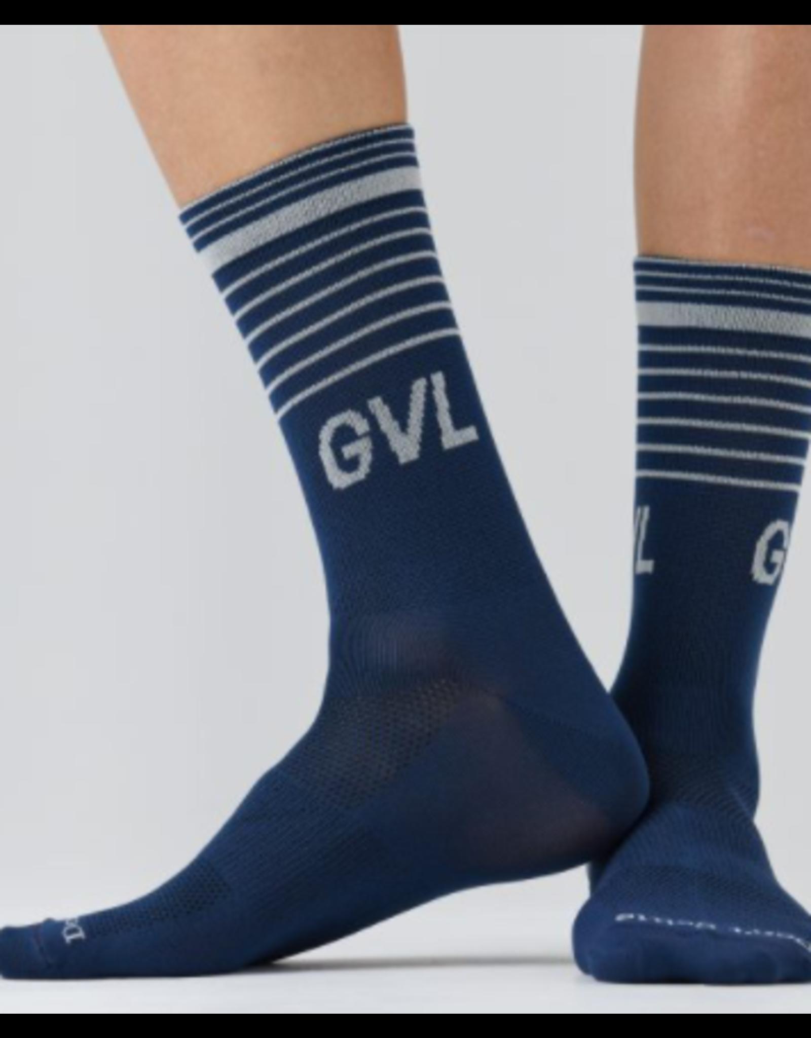 Givelo G-Socks Blue Stripped Unisex