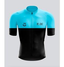 Givelo RIDE BS Bike Jerseys Blue/Pink Men's S