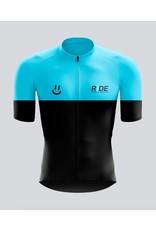 Givelo RIDE BS Bike Jerseys Blue/Pink Men's L