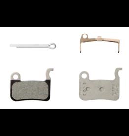 Shimano Shimano BR-M775 RESIN PAD(A01S)&SPRING W/SPLIT PIN