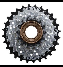 Shimano Shimano MF-TZ510-6-CP Multi-Speed Freewheel - 6-Speed, 14-28t