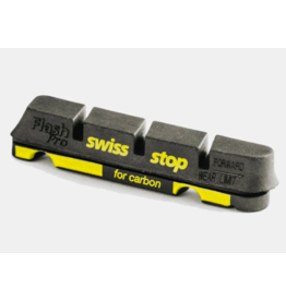 SwissStop SwissStop, Flash Evo, Replacement pads for carbon rims, Shimano, Black Prince, Pack of 4