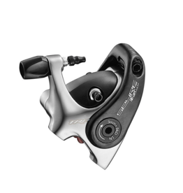 TRP TRP, Spyre SLC, Road Mechanical Disc Brake, Front or Rear, Flat mount, 140 or 160mm (not included), 162g, Silver