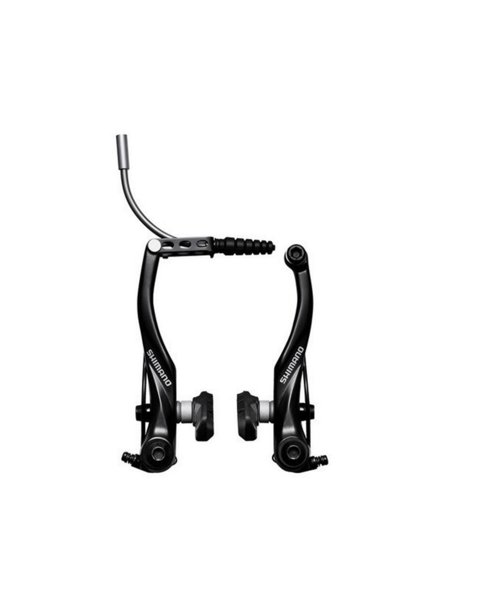 Shimano V-BRAKE, BR-T4000, FRONT, X-TYPE(THIN SPACER OUTSIDE), S