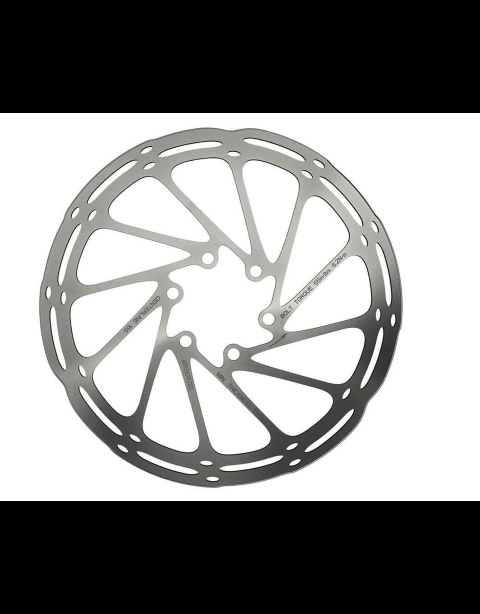 SRAM SRAM, Centerline Rounded, Disc brake rotor, IS 6B, 140mm