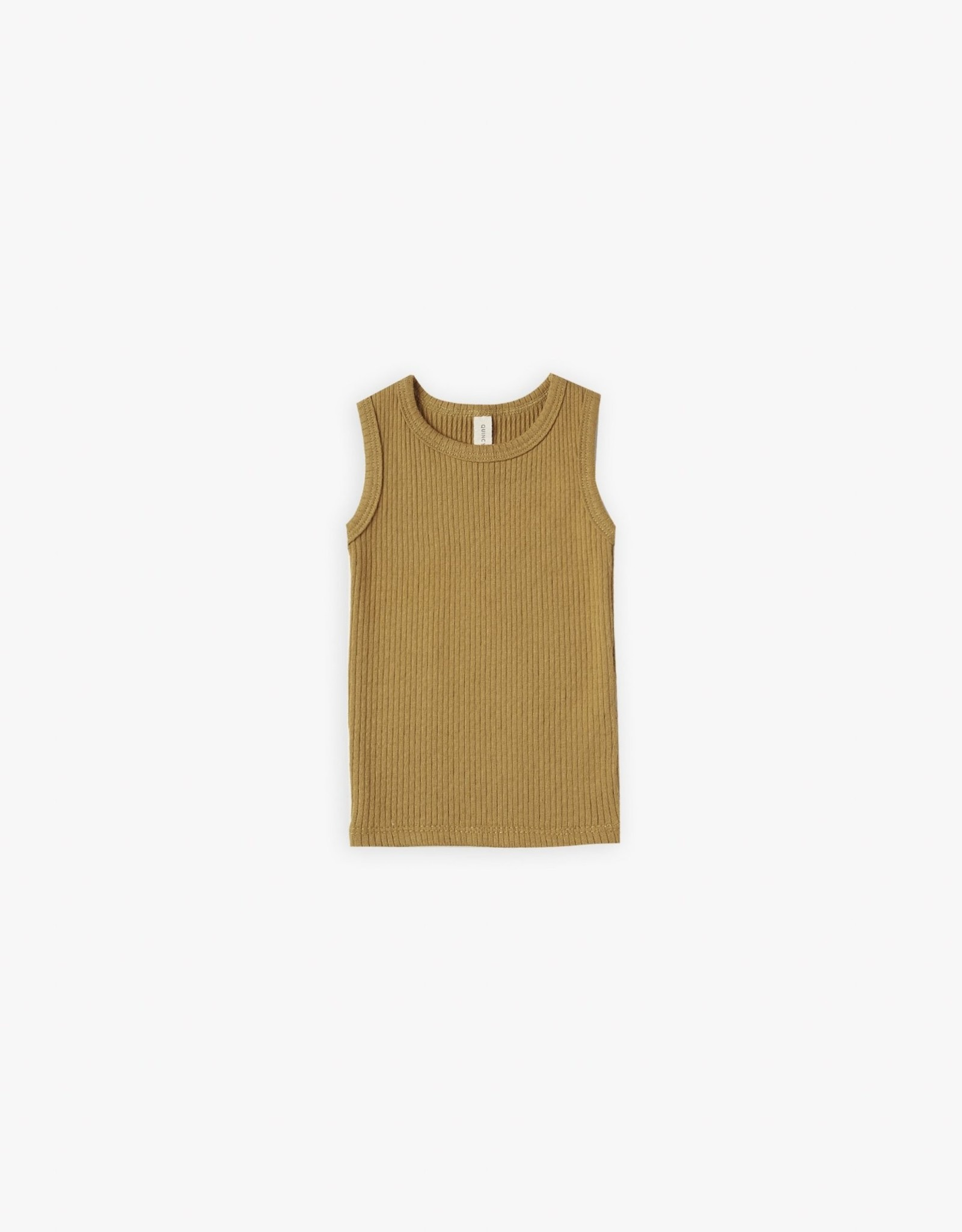 Quincy Mae Quincy Mae Ribbed Tank