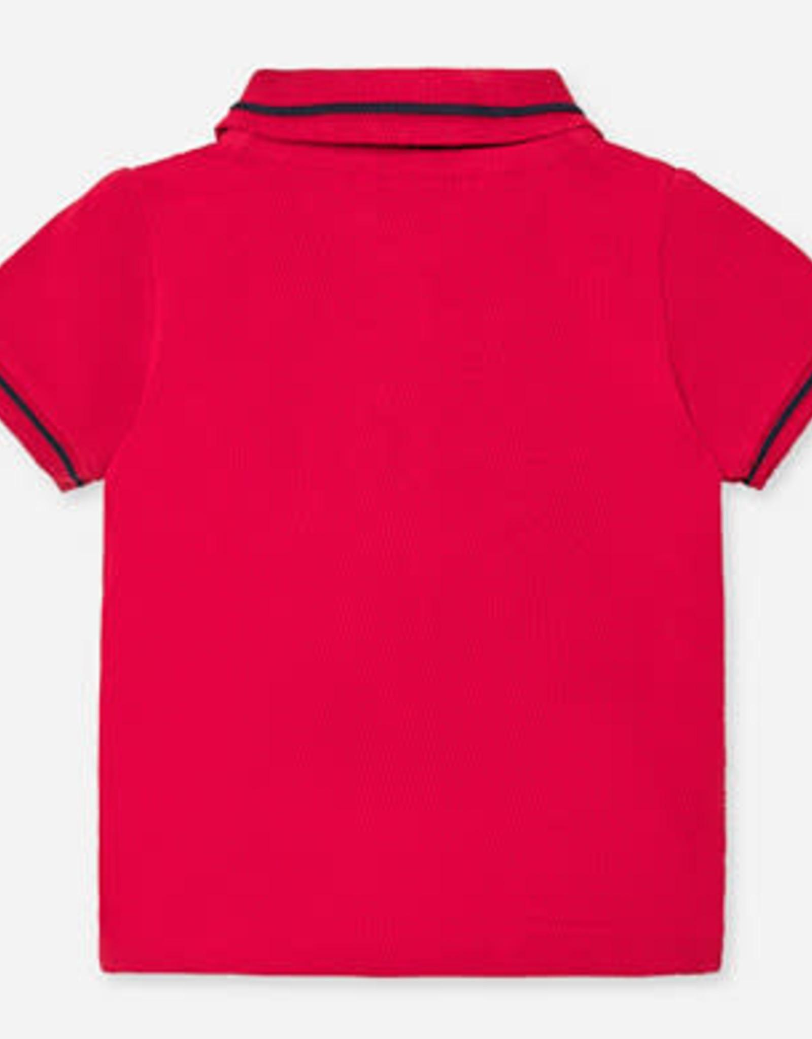 Mayoral Mayoral Basic Short Sleeve Polo