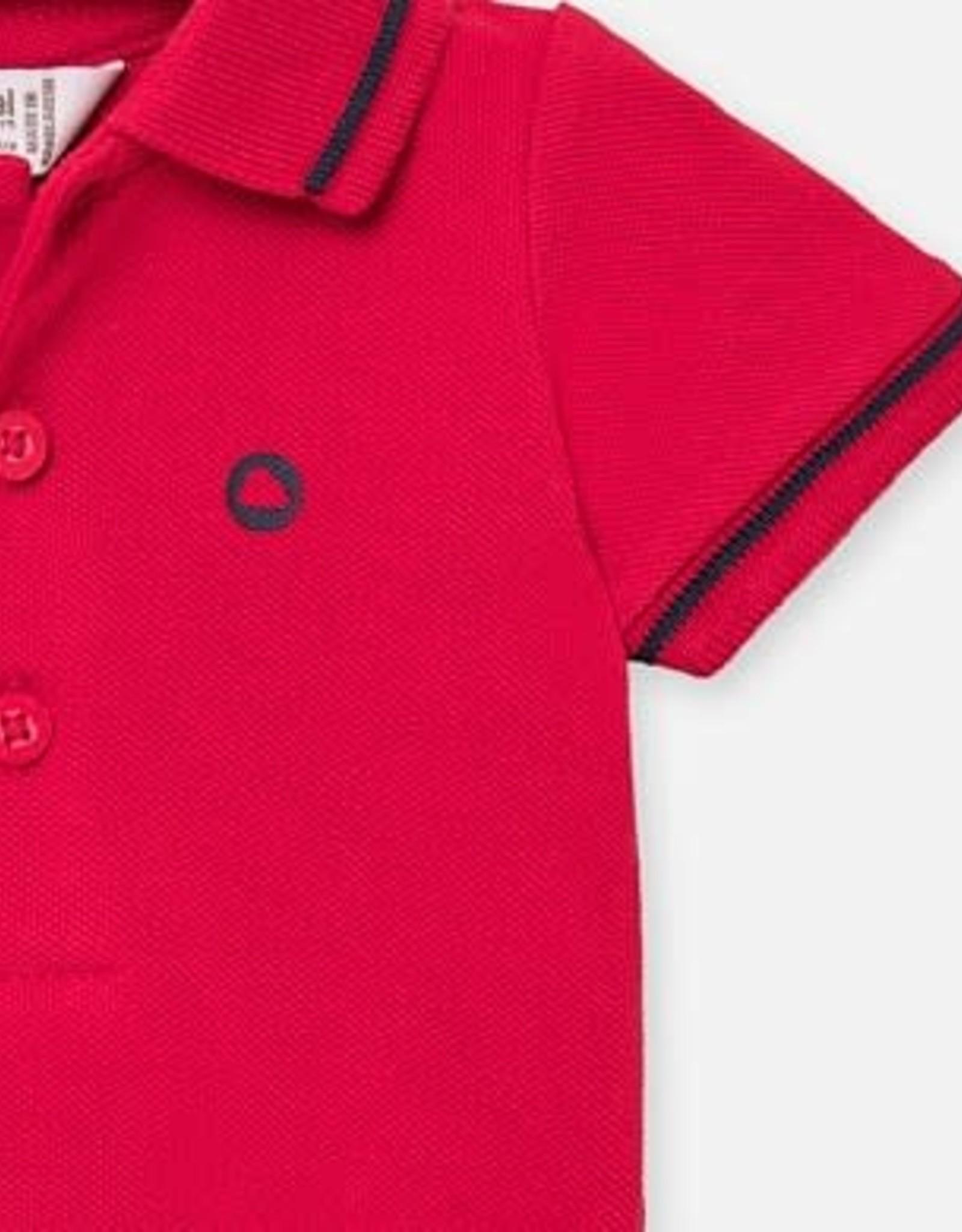 Mayoral Mayoral Basic Short Sleeve Polo 2-4 months