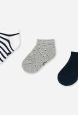 Mayoral Mayoral Set of 3 Ankle Socks