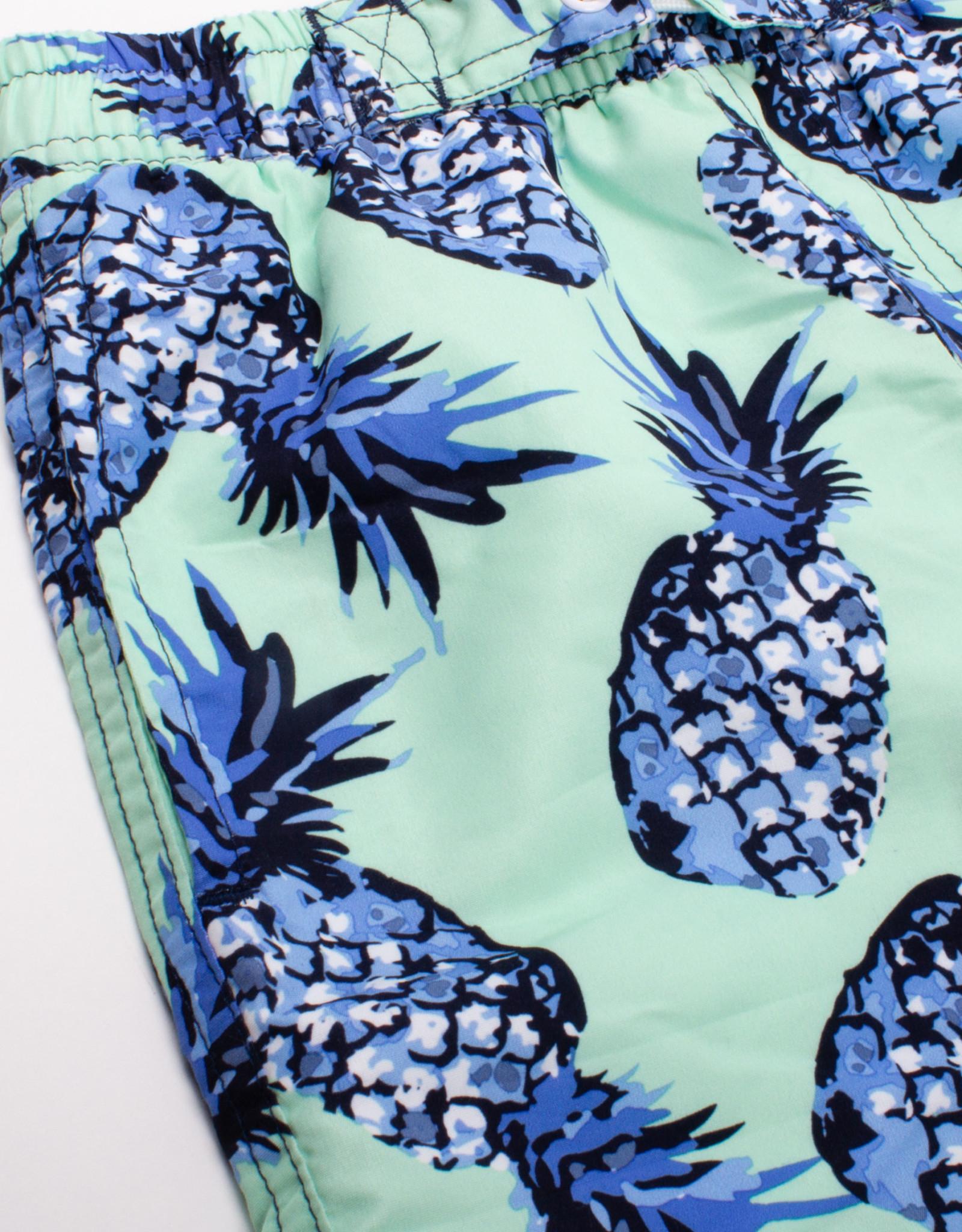 Shade Critters Shade Critters Rashguard Set Mint Pineapple