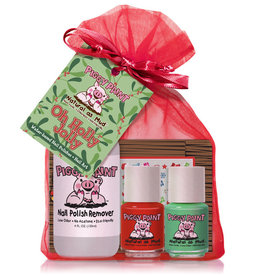 Piggy Paint Piggy Paint Oh Holly Jolly Gift Set