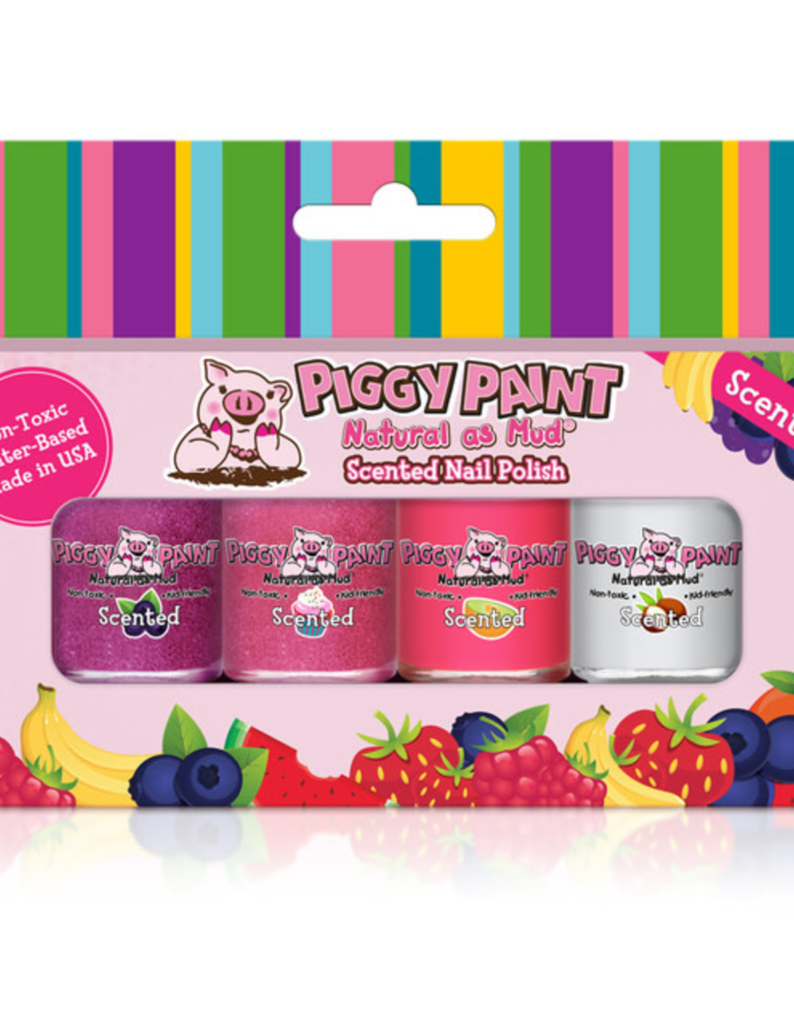 Piggy Paint Piggy Paint Scented Sweet Treats Set