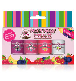 Piggy Paint Piggy Paint Scented Sweet Treats Set