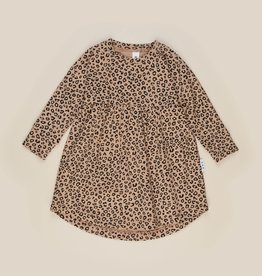Hux Baby Hux Baby Animal Long Sleeve Swirl Dress