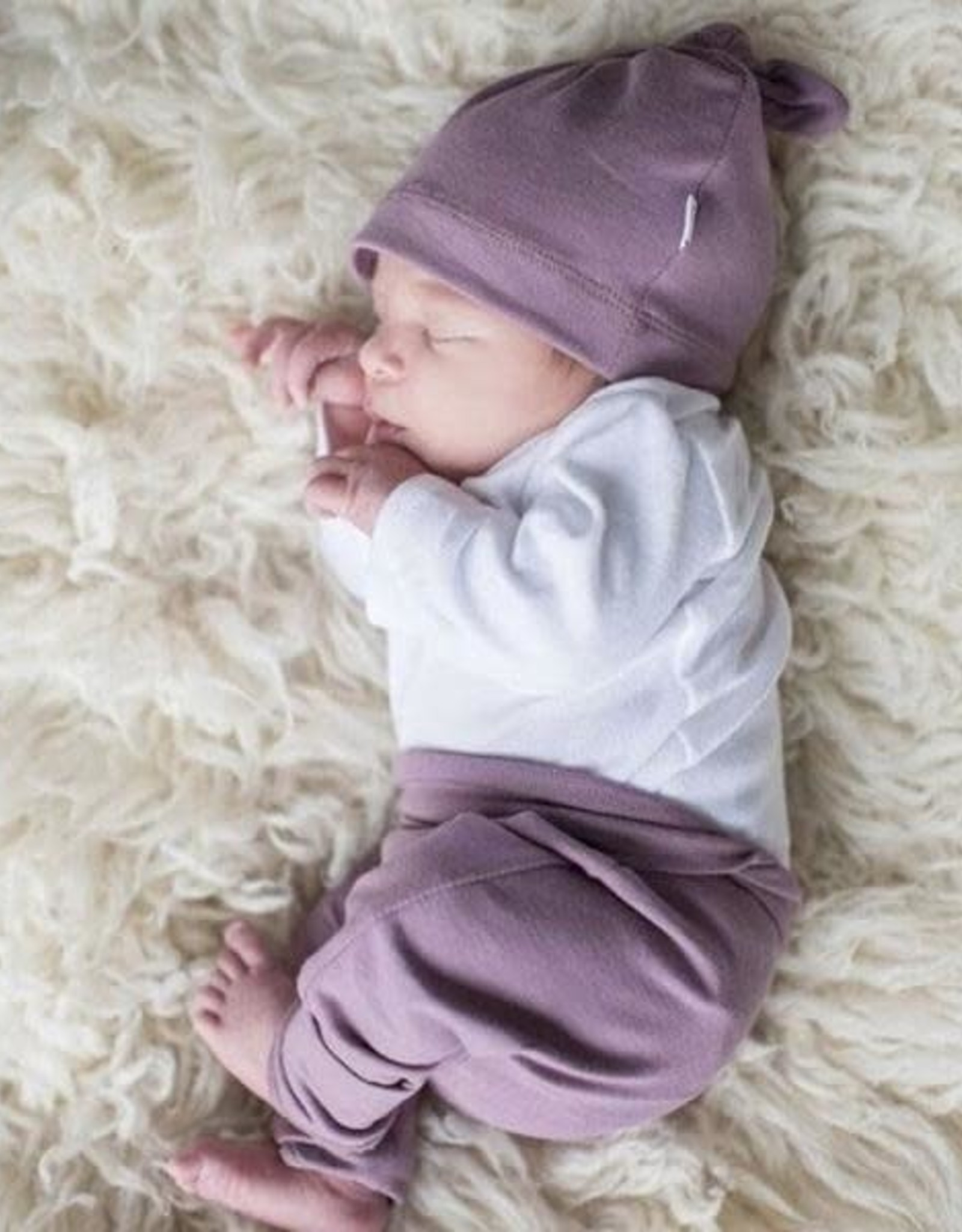 Tiny Button Apparel Tiny Button Apparel Knotted Hat