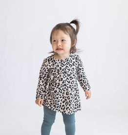 Tiny Button Apparel Tiny Button Apparel Layered Twirl Top