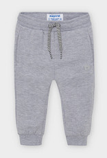 Mayoral Mayoral Baby Basic Cuffed Fleece Trousers