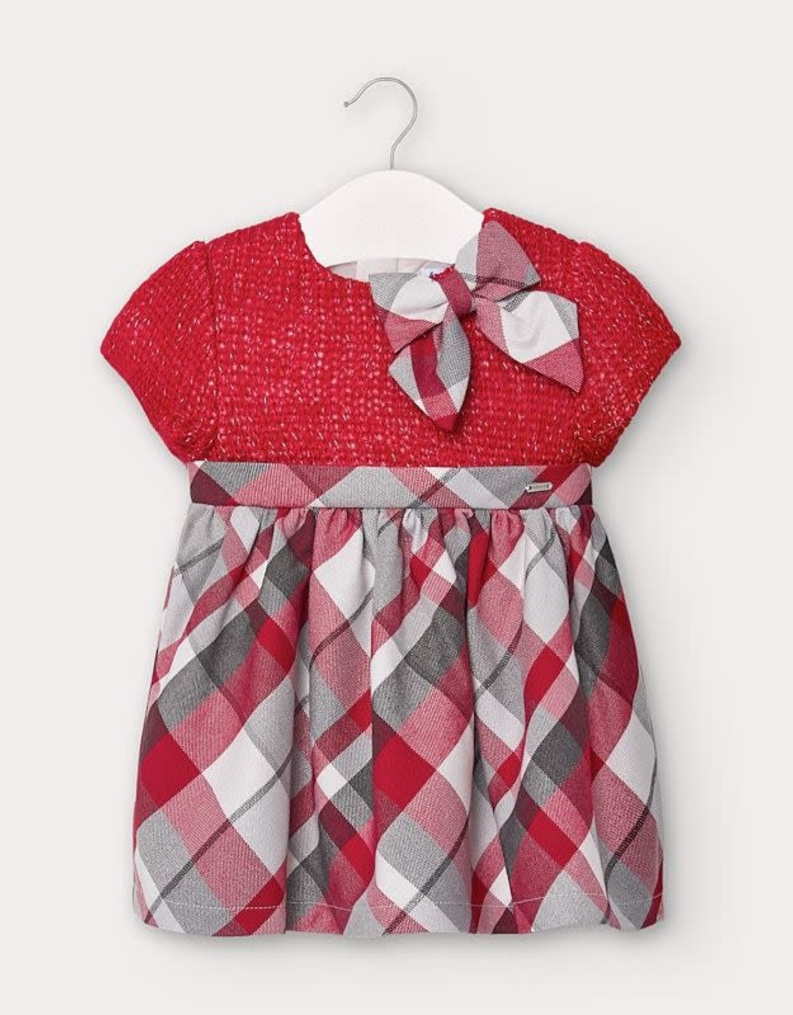 Mayoral Mayoral Baby Girl Holidays Dress 2020