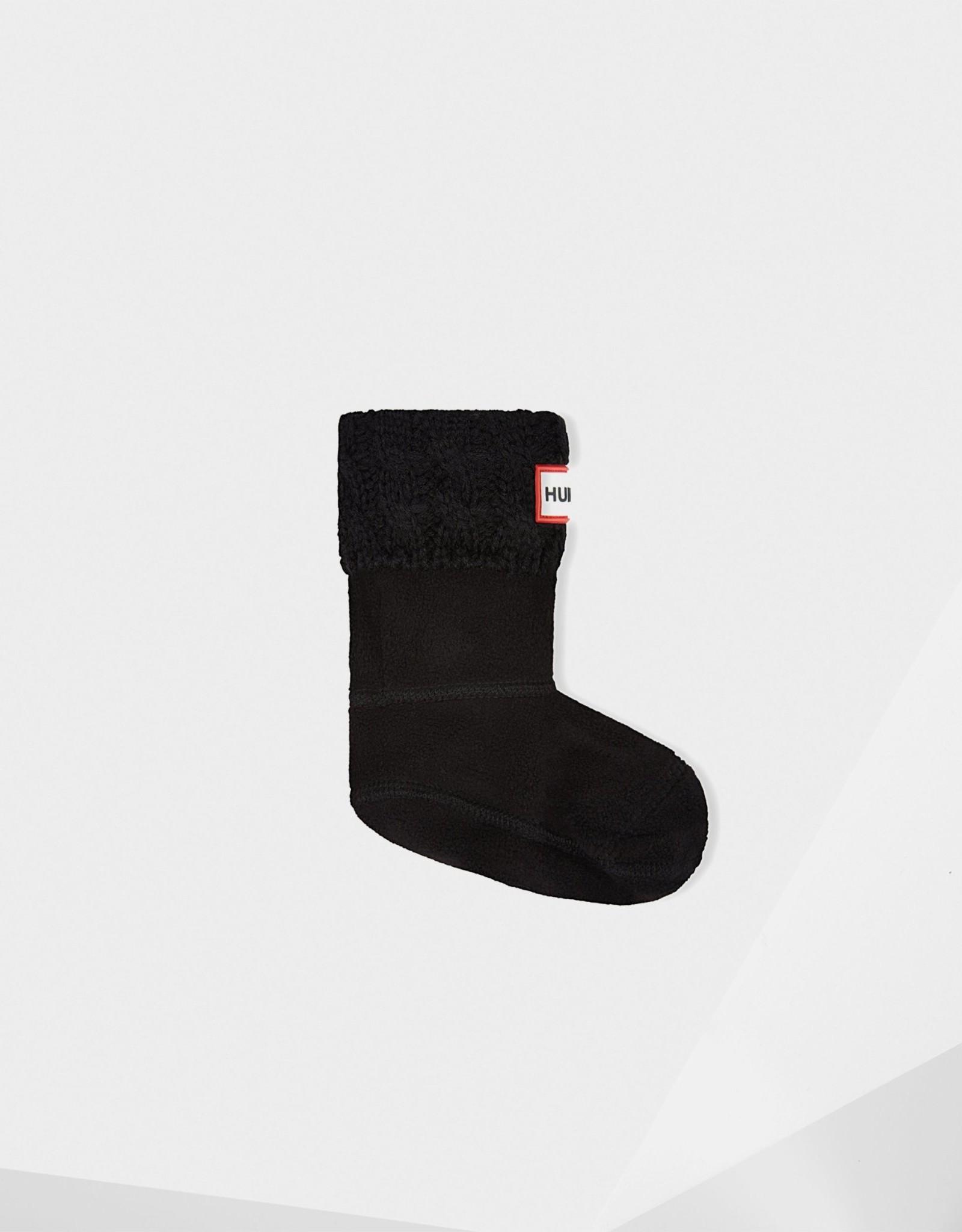 Hunter Hunter Original Kids Cable Knit Boot Sock