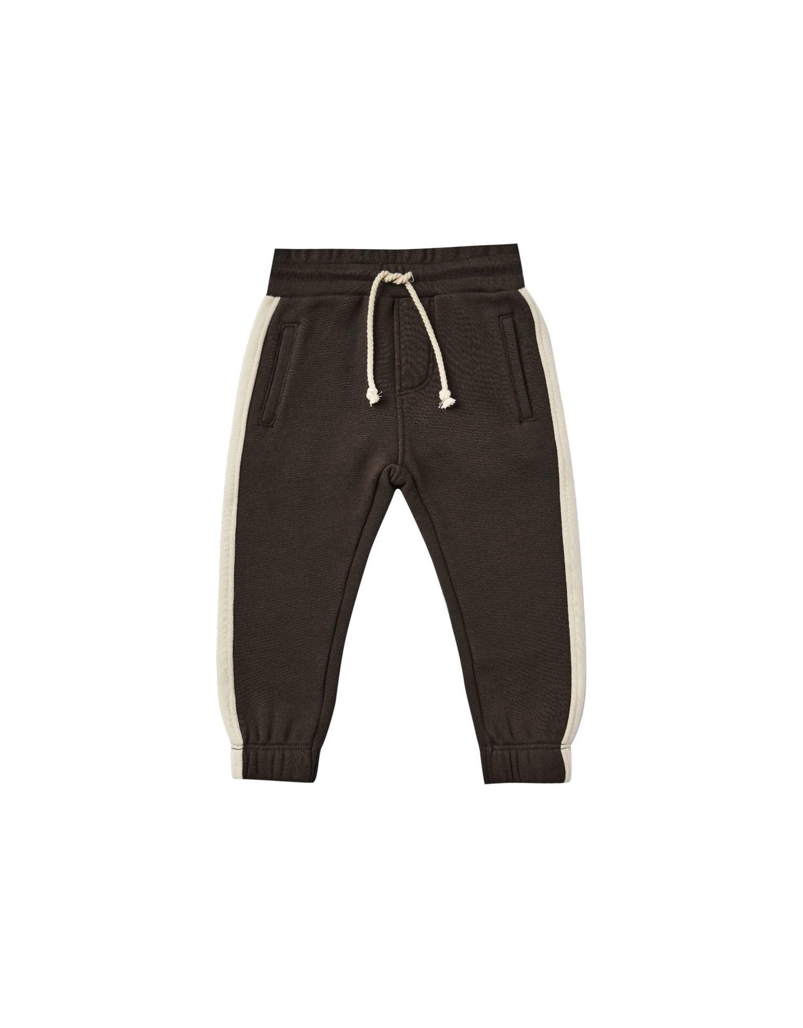 Rylee & Cru Rylee & Cru Raglan Jogger Pant Vintage Black