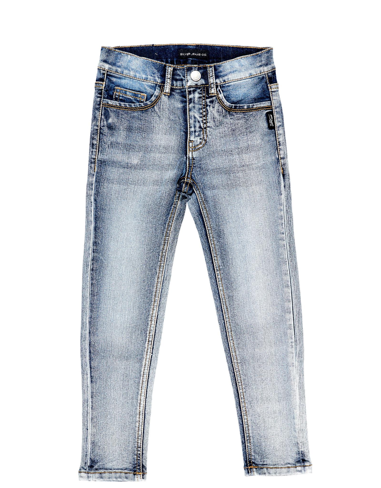 Silver Jeans Silver Jeans Girls Jeggings Fit Denim