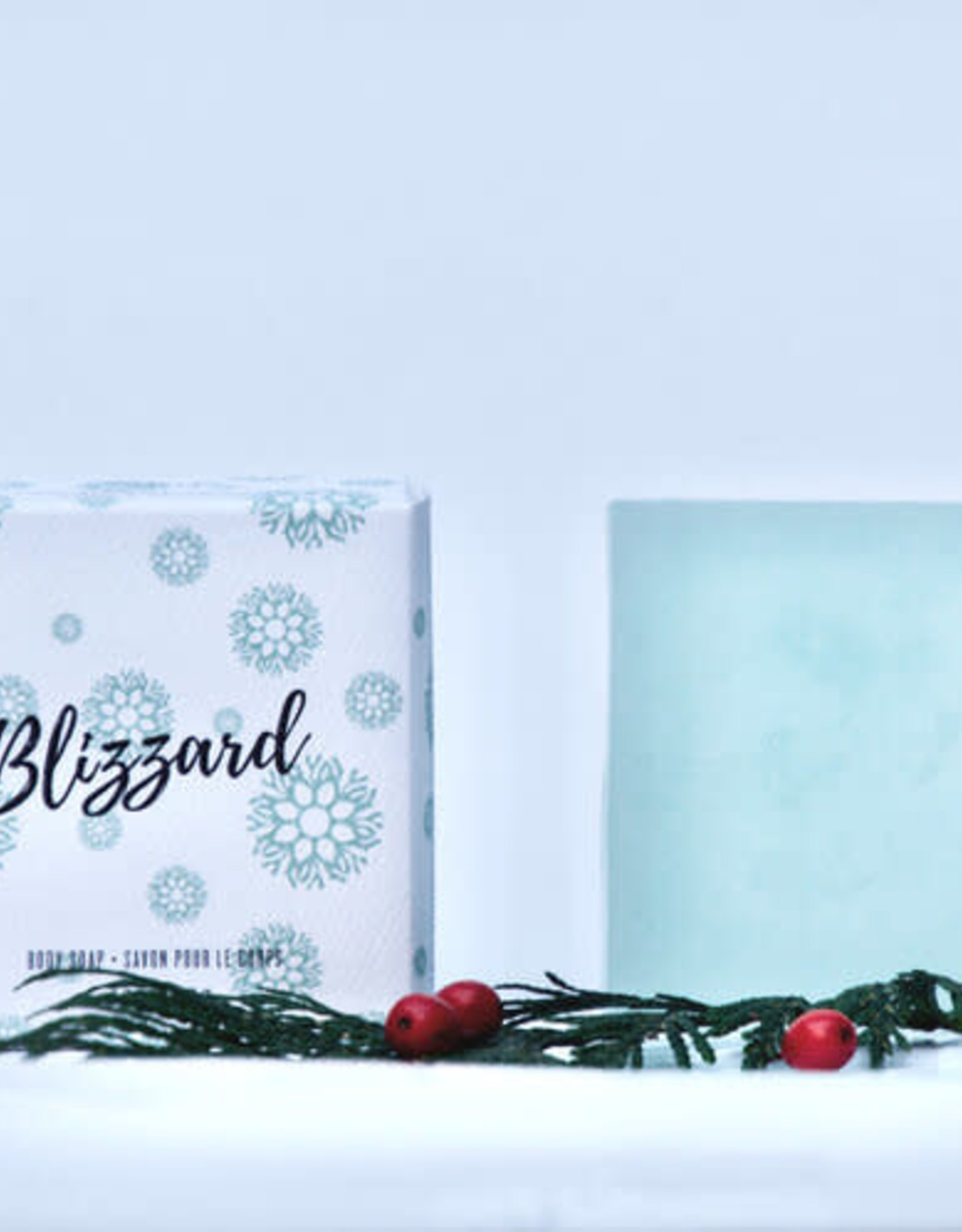 Sealuxe Blizzard Soap Bar