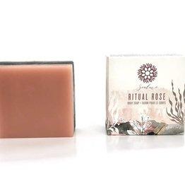 Sealuxe Ritual Rose Soap Bar