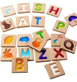 Plan Toys Plan Toys Alphabet A-Z
