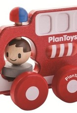 Plan Toys Plan Toys Fire Truck