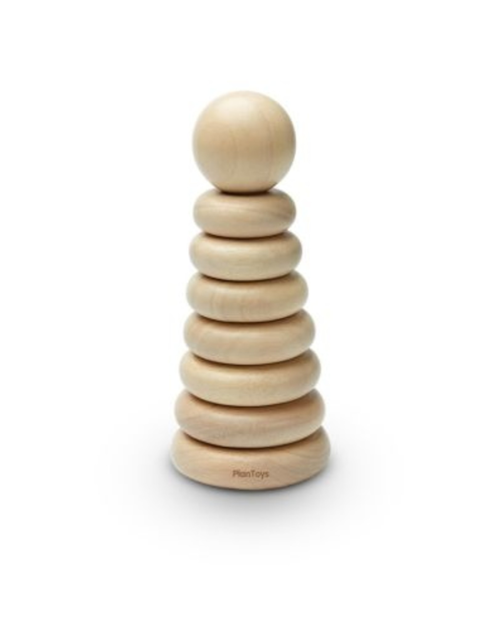Plan Toys Plan Toys Stacking Ring Natural