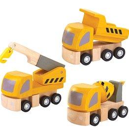 Plan Toys Plan Toys Highway Maintenance Set