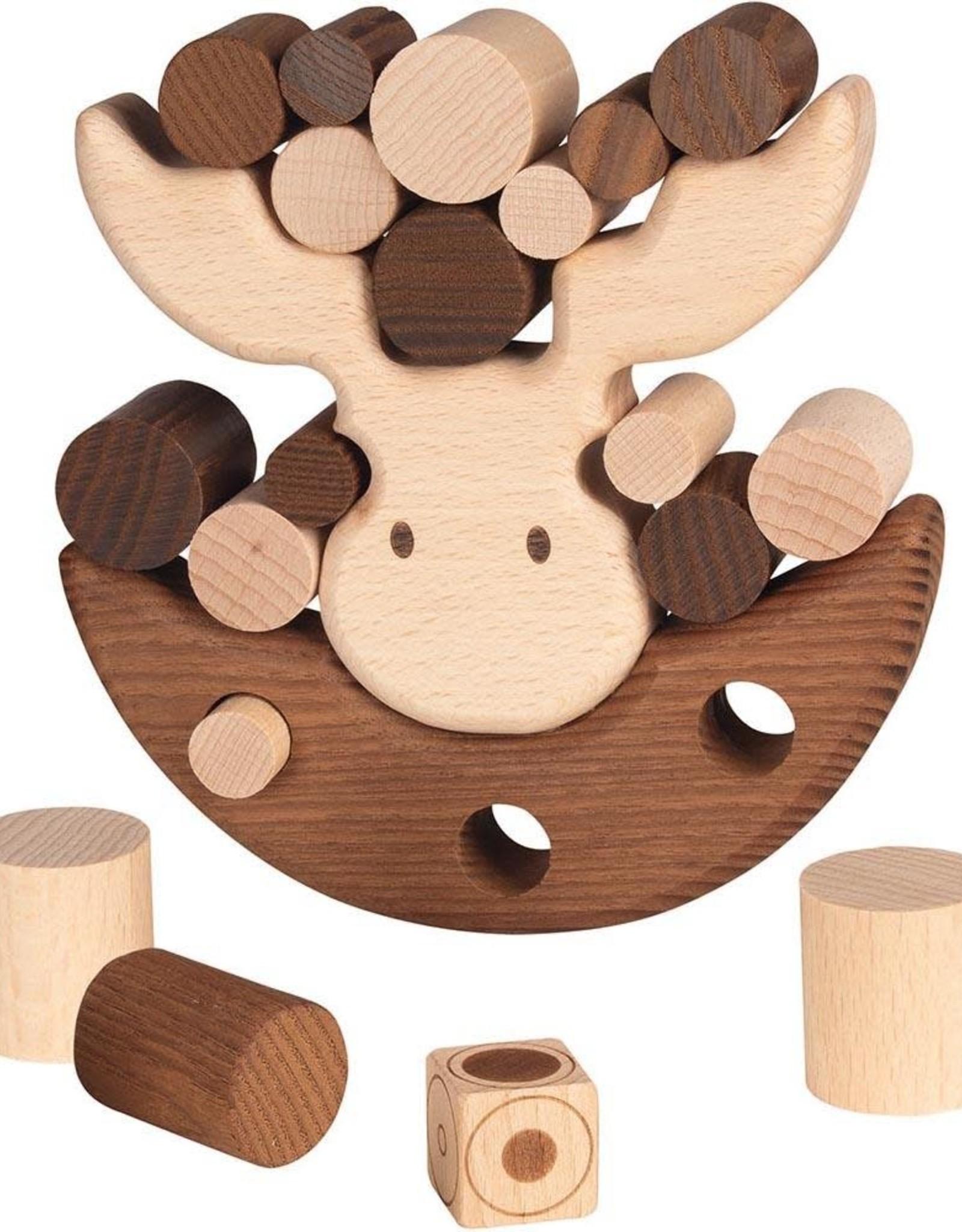 Goki Goki Moose Balancing Game, Goki Nature