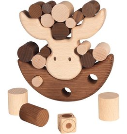 Goki Goki Moose Balancing Game, Goki Nature