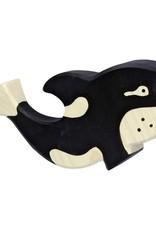 Holztiger Holztiger Orca Whale