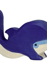 Holztiger Holztiger Small Blue Whale