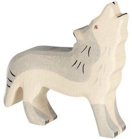 Holztiger Holztiger Wolf Howling