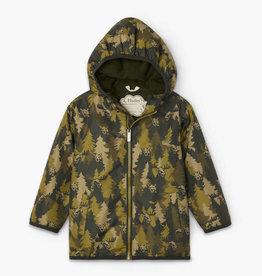 Hatley Hatley Microfiber Rain Jacket Size 4