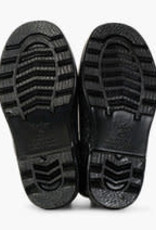 Hatley Hatley Starry Night Glitter Ankle Rain Boots Pewter Size 2