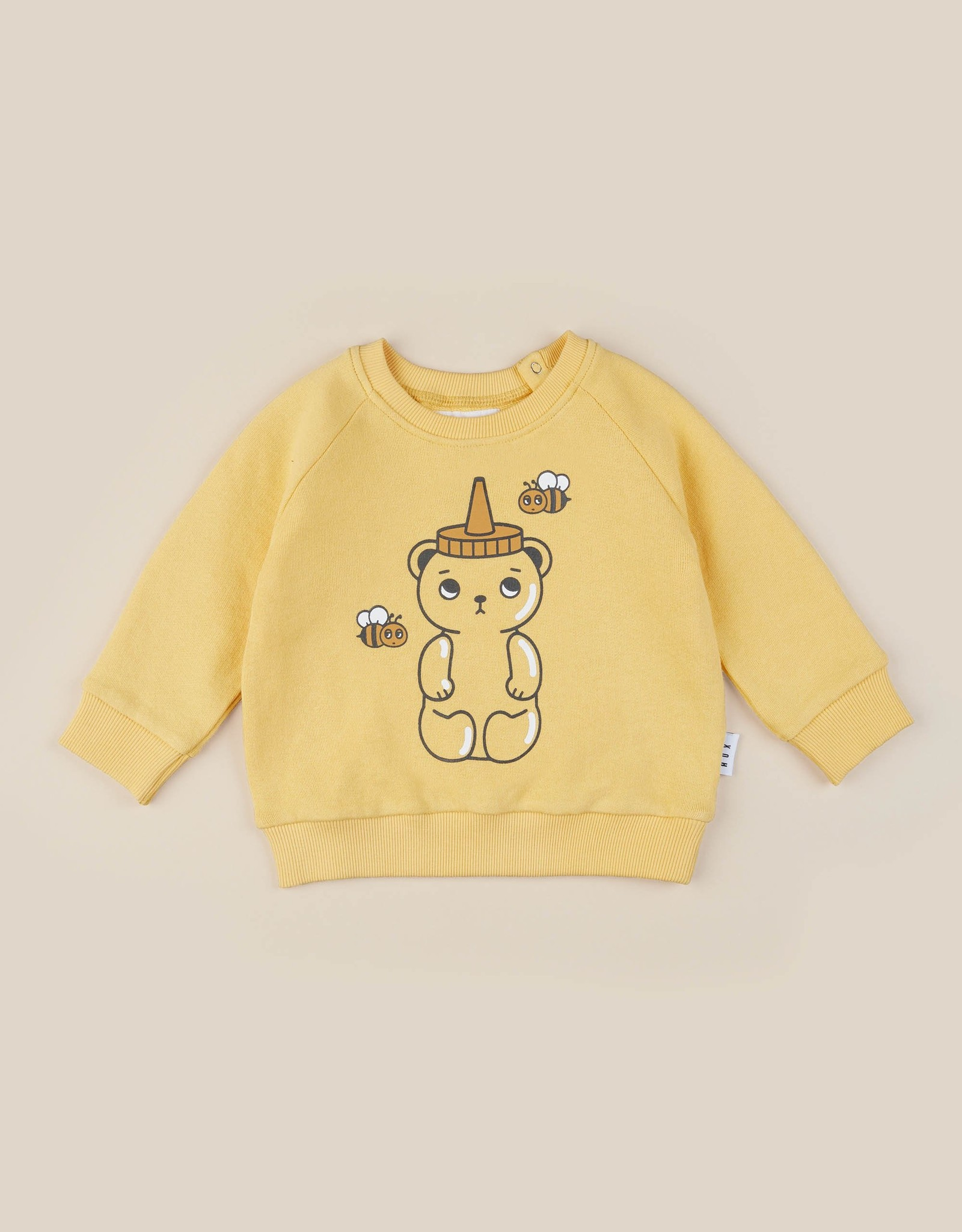 Hux Baby Hux Baby Honey Bear Sweatshirt
