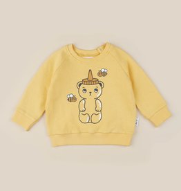 Hux Baby Hux Baby Honey Bear Sweatshirt