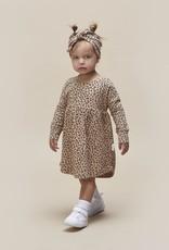 Hux Baby Hux Baby Animal Long Sleeve Swirl Dress