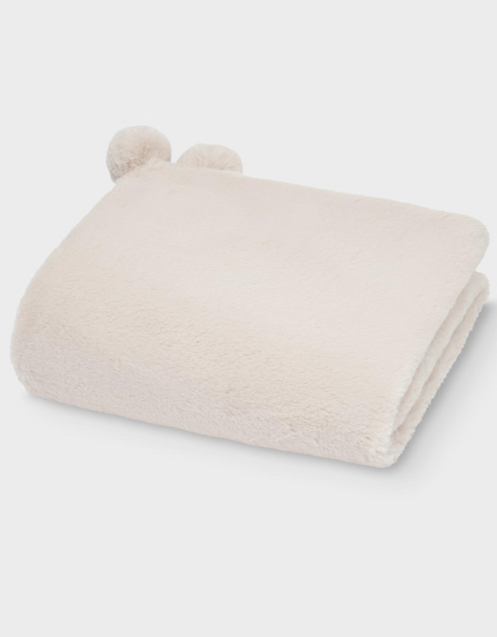 Mayoral Fuzzy Blanket