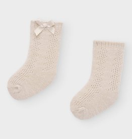 Mayoral Mayoral Dressy Socks Baby Girl