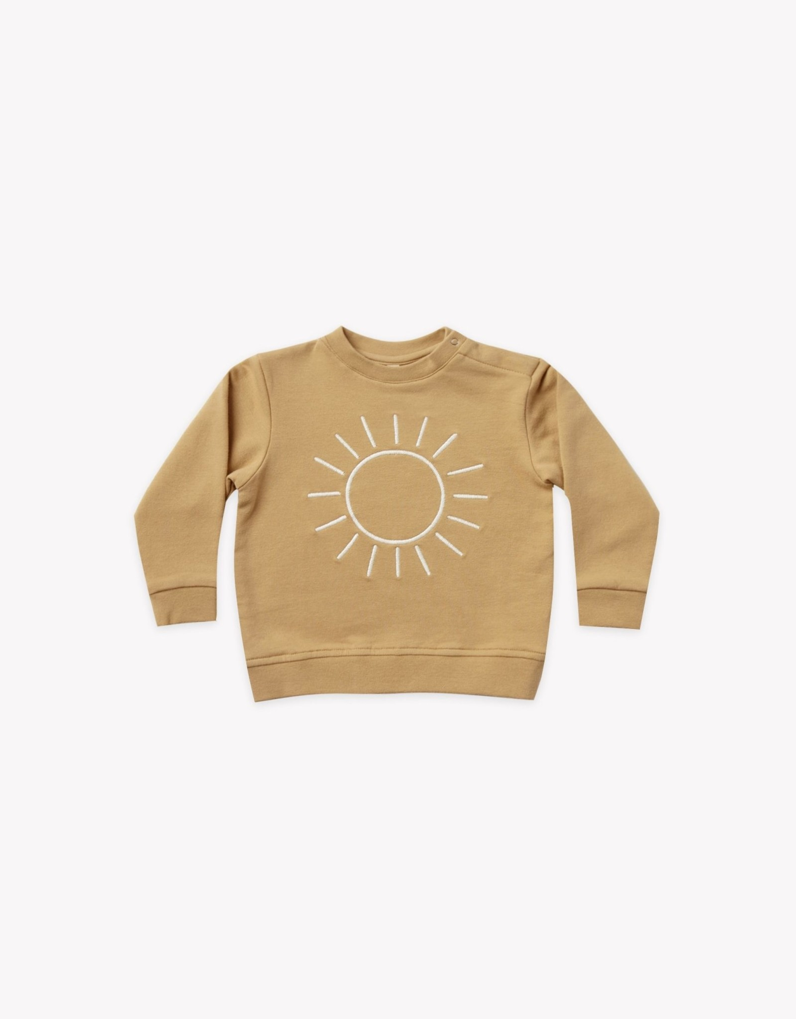 Quincy Mae Quincy Mae Fleece Basic Sweatshirt
